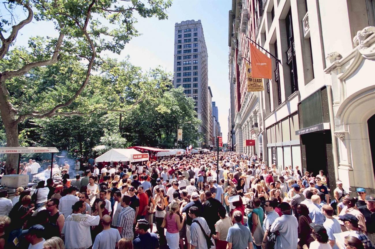 Qué hacer en Nueva York en Junio