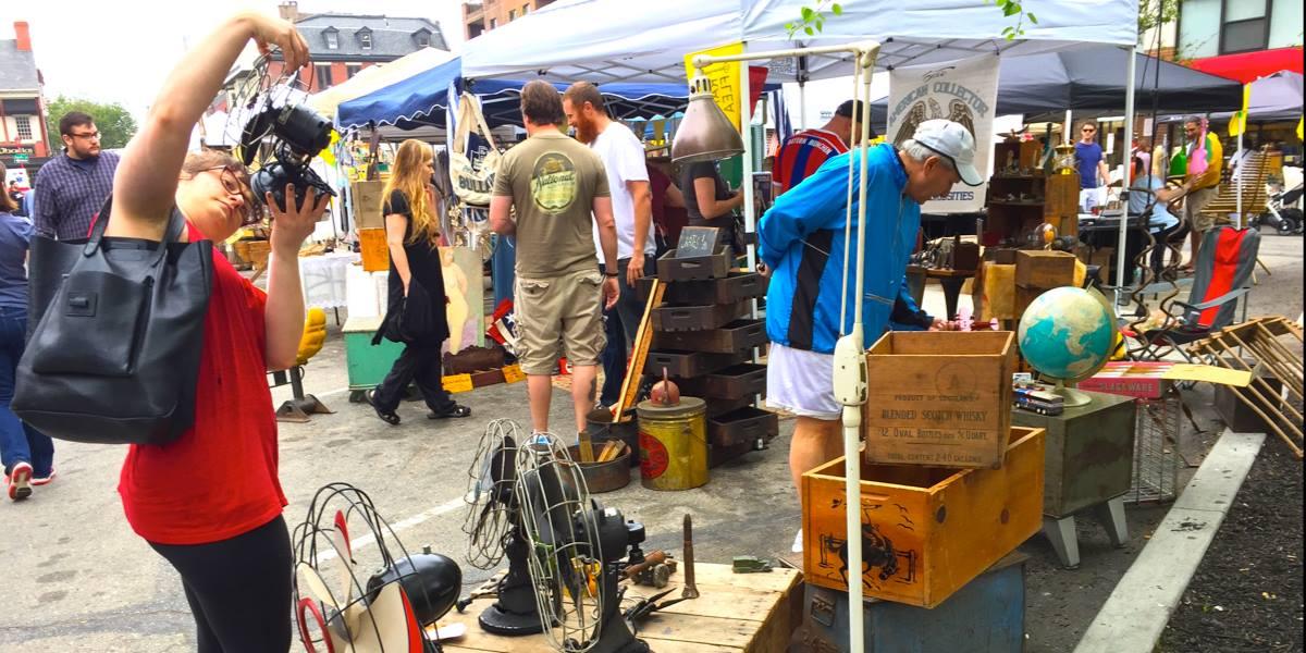Franklin Flea Market