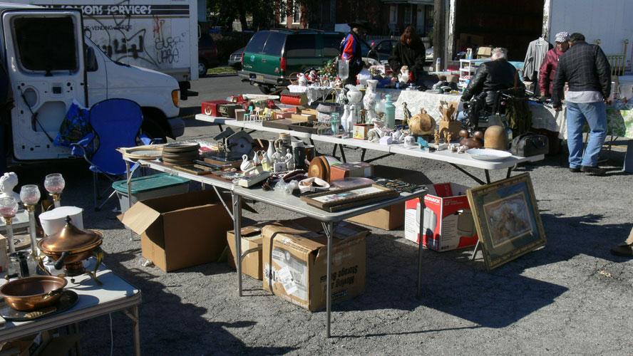 Quaker City Flea Market