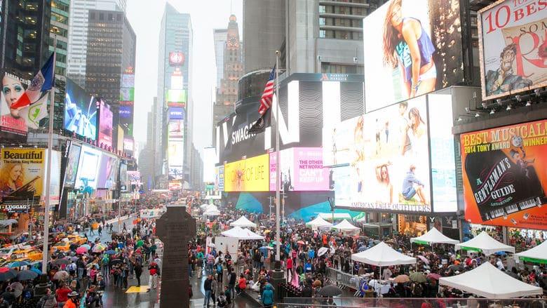 Taste of Times Square