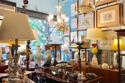 Tiendas de antiguedades de Nueva York