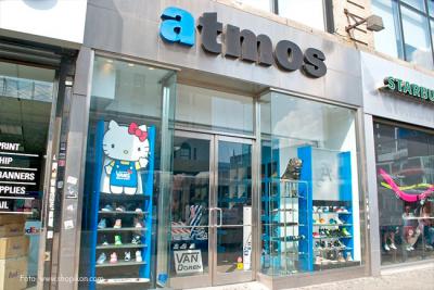 Donde comprar zapatillas en Nueva York