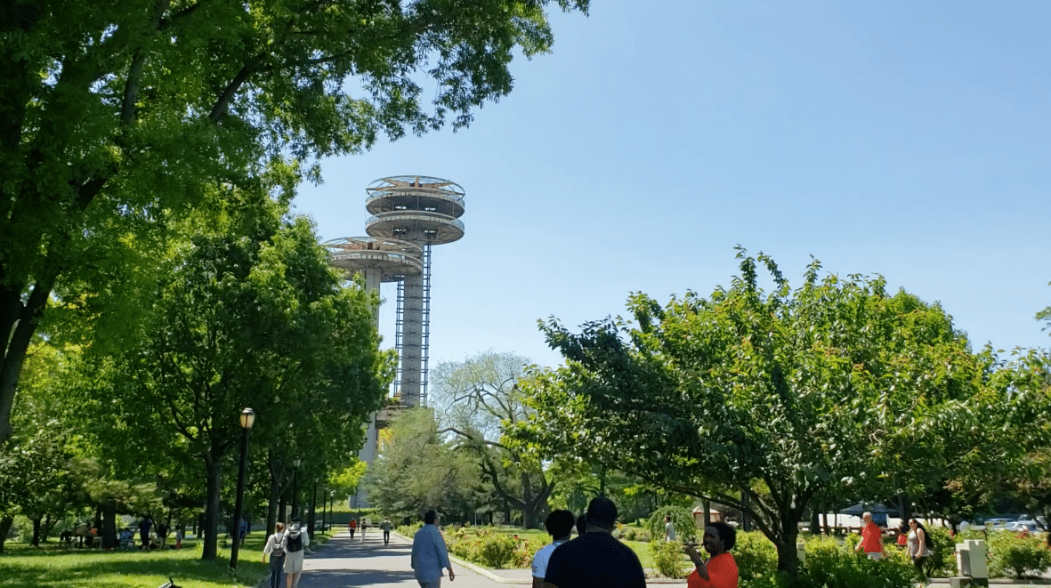 Flushing Meadows Parks