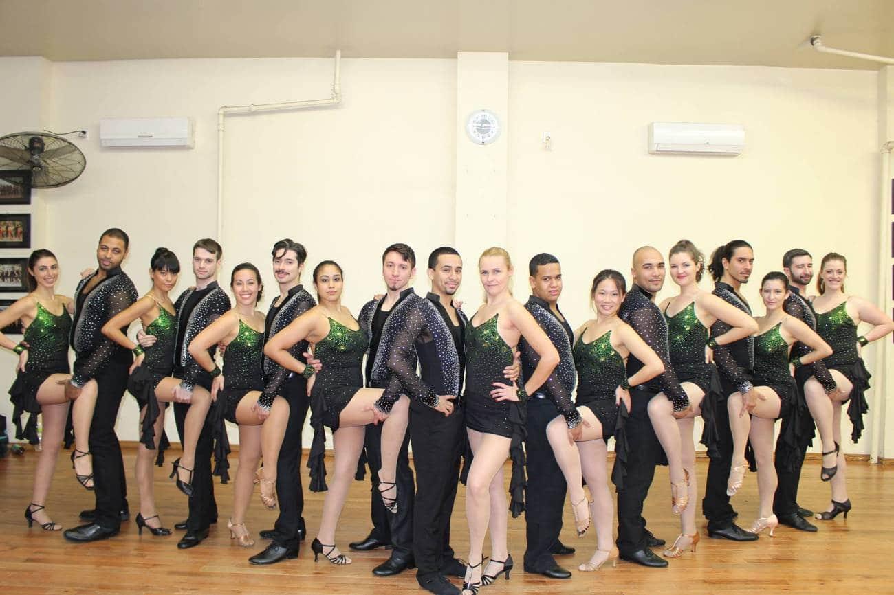 Escuelas de baile de Nueva York