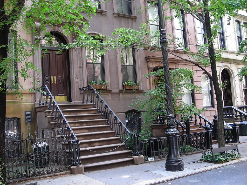 Casa de Carrie Bradshaw