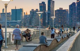 Lugares románticos en Nueva York