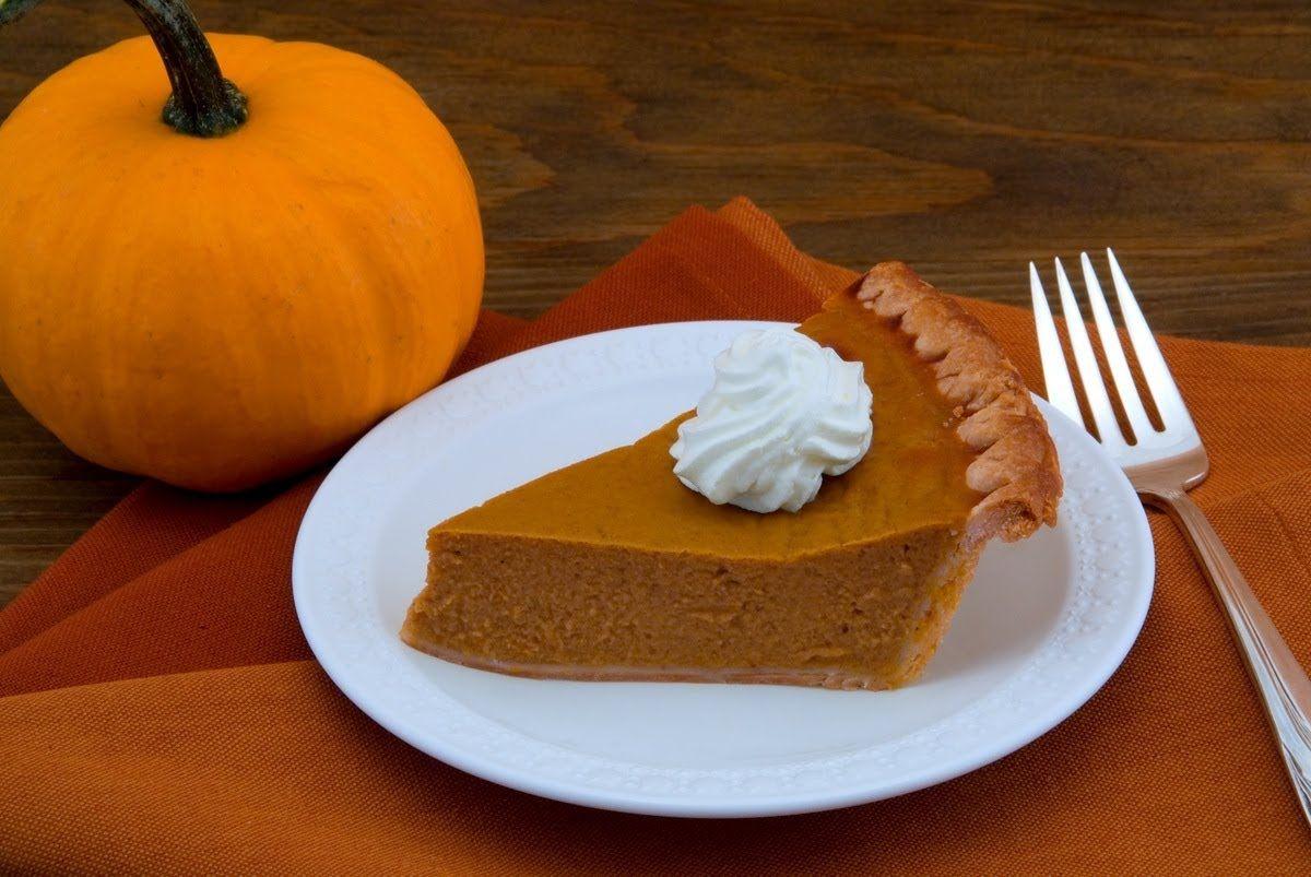 Pie de calabaza (Pumpkin Pie)