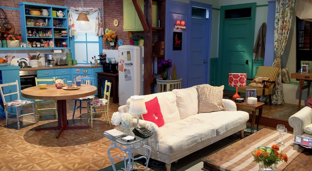 Apartamento de Friends