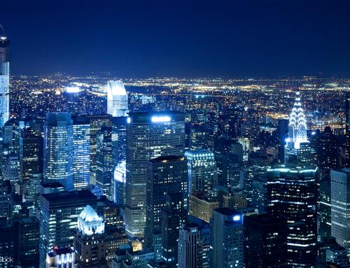 NUEVA YORK EN OCTUBRE
