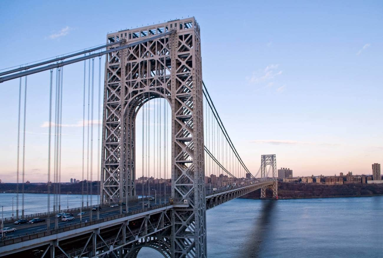 Puente George Washington de Nueva York