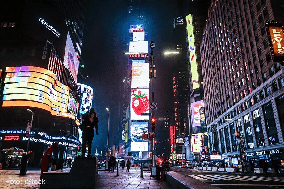 Cenar en fin de año en Nueva York