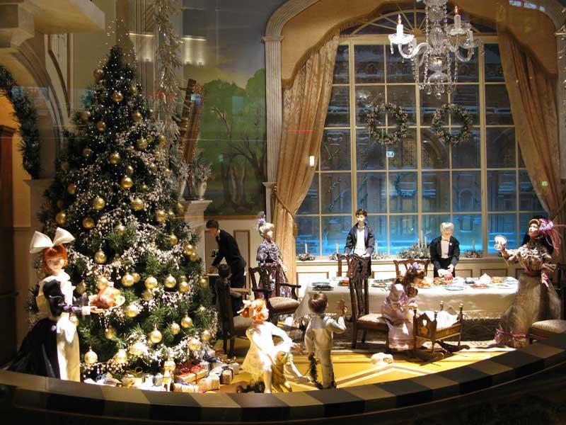 Macys en Navidad