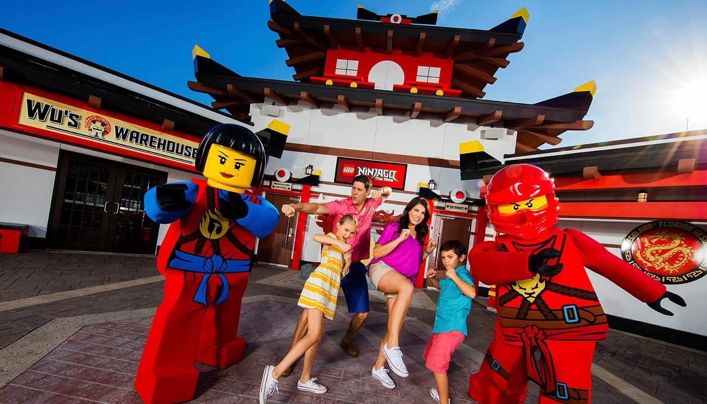 Legoland Ninja World