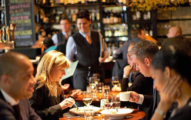 Semana de restaurantes en Nueva York
