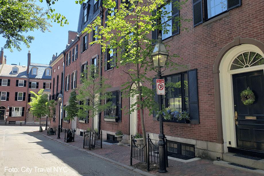 Tour Boston desde Nueva York