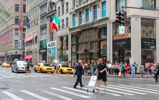 Viajar solo a Nueva York