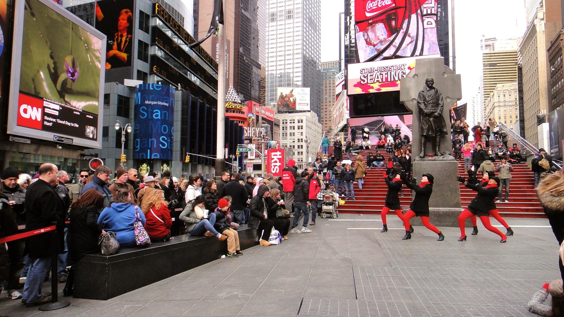 President's Day en Nueva York